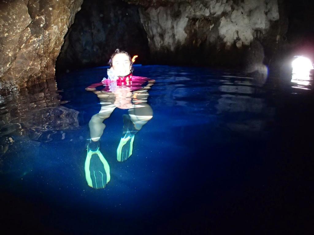 Cueva Azul Croacia