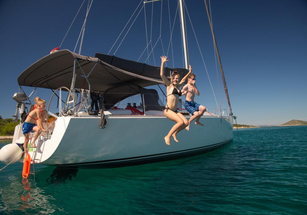 Oferta alquiler de veleros en Marina Kornati Septiembre 2017