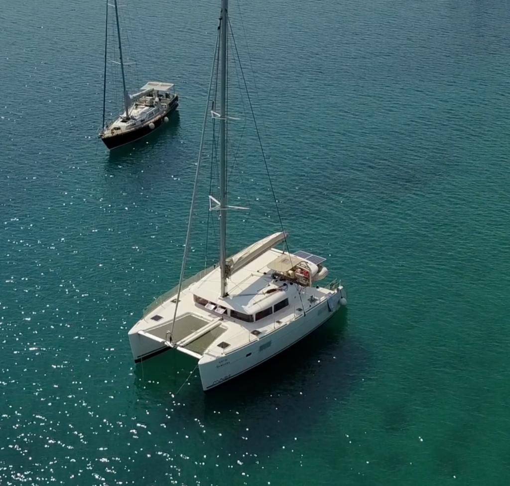 Catamaran en Croacia Alquiler para recorrerlas islas croatas
